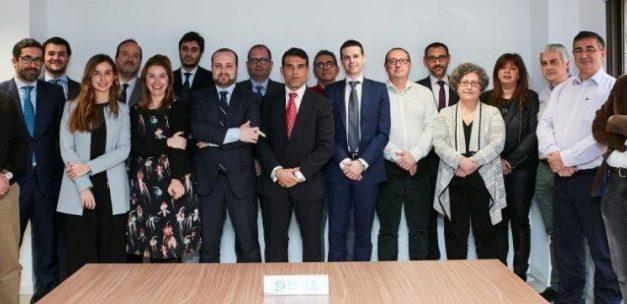 UGT firma el convenio colectivo de Reale Seguros