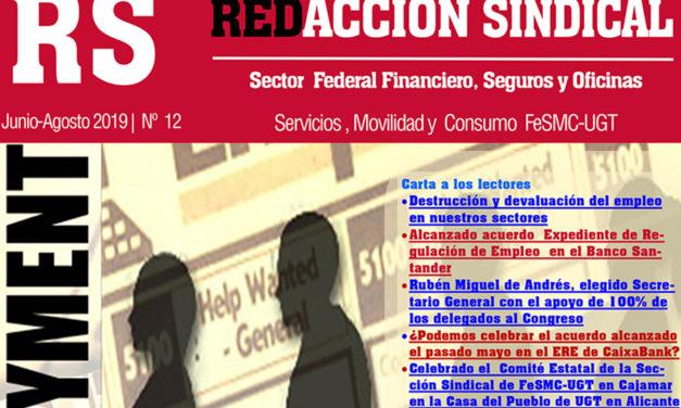 Redacción Sindical FSO n º12
