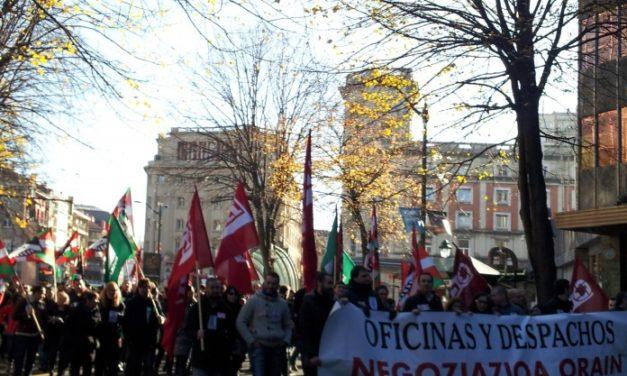 Constituida la Comisión Negociadora del Convenio de Oficinas y Despachos de Bizkaia