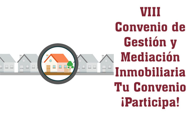 UGT propone nuevos textos y regulación en el convenio de gestión y mediación inmobiliaria