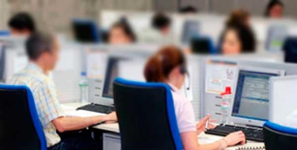 La patronal de contact center se burla de los trabajadores y trabajadoras